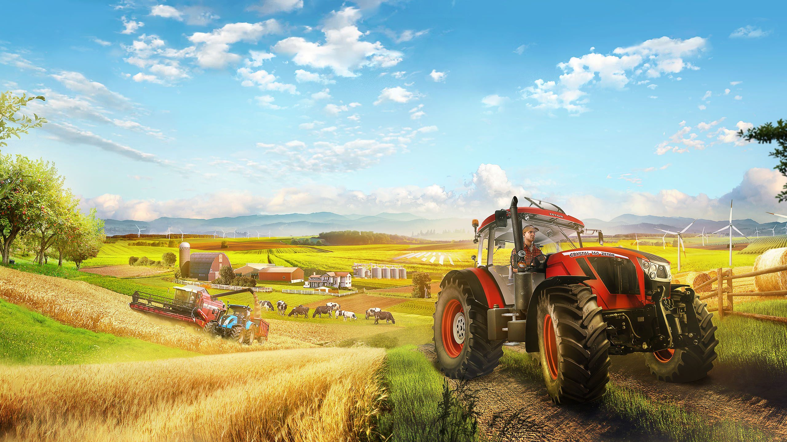 Pure Farming 2018 - All Maps was revealed! Map