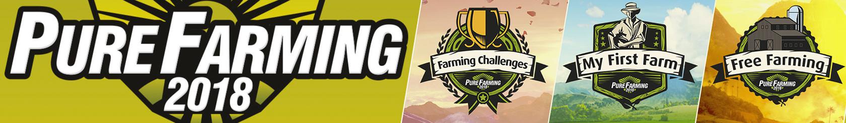 Pure Farming 2018 Mods | PF 18 Mods | PF 2018 Mods